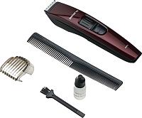 Машинка для стрижки волос Polaris PHC 1102R (бордовый) -