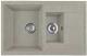 Мойка кухонная Lava D4 (серый) -