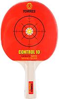Ракетка для настольного тенниса Torres Control 10 TT0001 -