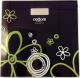 Напольные весы электронные Motion Partner MP0755 (черный/белый/зеленый) -