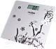 Напольные весы электронные Motion Partner MP0755 (белый/черный) -