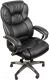 Кресло офисное Деловая обстановка Виктория STM (черный) -