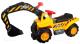 Каталка детская Ocie Кран 608 (желтый) -