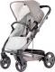 Детская прогулочная коляска X-Lander X-Cite (stone grey) -