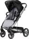 Детская прогулочная коляска X-Lander X-Cite (carbon black) -