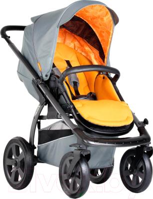 Детская прогулочная коляска X-Lander X-Move (sunny orange)