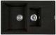 Мойка кухонная Lava D4 (черный) -