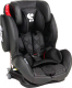 Автокресло Lorelli Titan+SPS Isofix 2016 Black Leather (10071021608) -