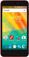 Смартфон Prestigio Wize G3 3510 Duo / PSP3510DUORED (красный) -