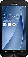 Смартфон Asus Zenfone Go 16Gb / ZB500KL-3H053RU (серебристый) -