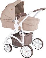 Детская универсальная коляска Lorelli Vista Beige (10020971750) -