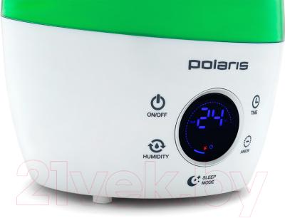 Ультразвуковой увлажнитель воздуха Polaris PUH 7040Di (зеленый)