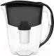 Фильтр питьевой воды Аквафор Идеал (черный) -