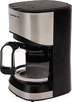 Капельная кофеварка Polaris PCM 0613A (нержавеющая сталь) -