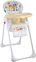 Стульчик для кормления Lorelli Tutti Frutti White Baby Owl (10100261710) -