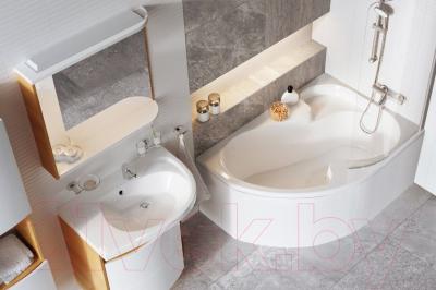 Ванна акриловая Ravak Rosa 160x105 R (CL01000000)