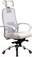 Кресло офисное Metta Samurai SL2 (белый лебедь) -