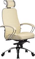 Кресло офисное Metta Samurai KL2 (бежевый) -