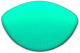 Подголовник для ванны Ravak Rosa B65500000Z -