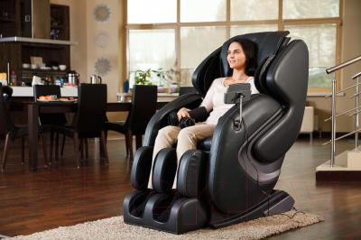 Массажное кресло Casada BetaSonic CMS-493-H (кремовый)