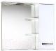 Шкаф с зеркалом для ванной Акваль Виола 80 (AV.04.80.00.R) -