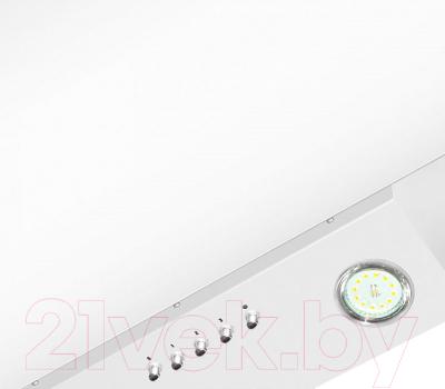 Вытяжка декоративная Ciarko Campana 60 (белый)