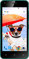 Смартфон Fly Nimbus 8 / FS454 (зеленый) -