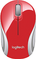 Мышь Logitech Wireless Mini Mouse M187 (910-002732) -
