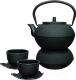 Заварочный чайник BergHOFF Studio 1107216 (черный) -