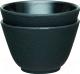 Набор пиал BergHOFF 1107225 (черный) -