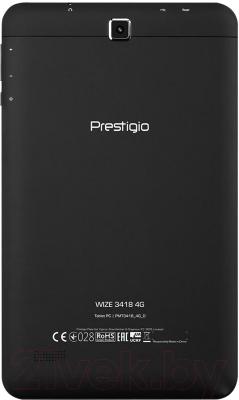 Планшет Prestigio Wize 3418 4G 16GB (PMT3418_4G_D)