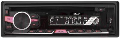 Автомагнитола ACV AVD-3403R (красный)