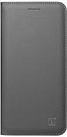 Чехол-книжка OnePlus для OnePlus 5 (серый) -