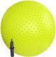 Фитбол массажный Sundays Fitness IR97404 (зеленый, с насосом) -