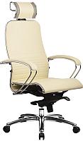 Кресло офисное Metta Samurai K-2 (бежевый) -