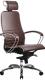 Кресло офисное Metta Samurai K-2 (коричневый) -
