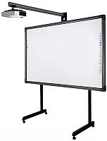 Интерактивный комплект Epson EB-520 + TechnoBoard 82 + Stand-06 -