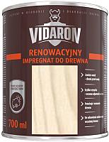 Пропитка для дерева Vidaron Impregnant R01 восстанавливающая (0.7л, дуб беленый) -