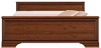 Каркас кровати Black Red White Kentaki S320-LOZ/160 без основания (каштан/каштан) -