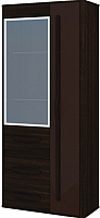Шкаф Мебель-Неман Браво МН-127-02 (орех шоколадный/мокко) -