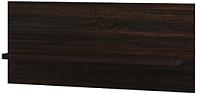 Полка Мебель-Неман Браво МН-127-12 (орех шоколадный/мокко) -