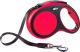 Поводок-рулетка Flexi New Comfort ремень (XS, красный) -