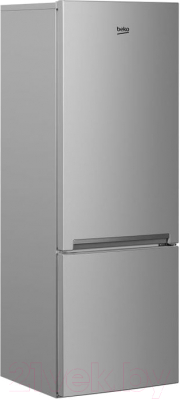 Холодильник с морозильником Beko RCSK250M00S