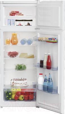 Холодильник с морозильником Beko RDSK240M00W