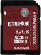 Карта памяти Kingston SDHC UHS-I U3 32GB (SDA3/32GB) -