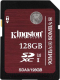 Карта памяти Kingston SDXC UHS-I U3 128GB (SDA3/128GB) -