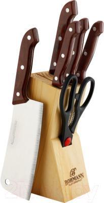 Набор ножей Bohmann BH-5127MRB