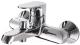 Комплект смесителей Bravat Alfa F6120178CP-01 + F1120178CP -