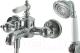 Комплект смесителей Bravat Art F675109C-B + F175109C -
