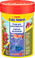 Корм для рыбок Sera Crabs Natural 556 -